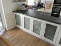 Laboe, Küchenboden mit Designbelag