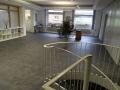 Modulboden in Betonoptik - Büro Rechtsanwalt / Notar, Flintbek,