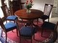 6 Stühle, Bordesholm