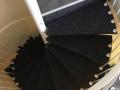 Flintbek, Gewendelte Treppe
