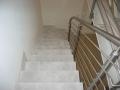 Flintbek, Treppe mit Teppichboden, verlegt in Flintbek