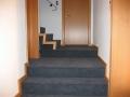 Heikendorf, Treppe mit Teppichboden, verlegt in Heikendorf